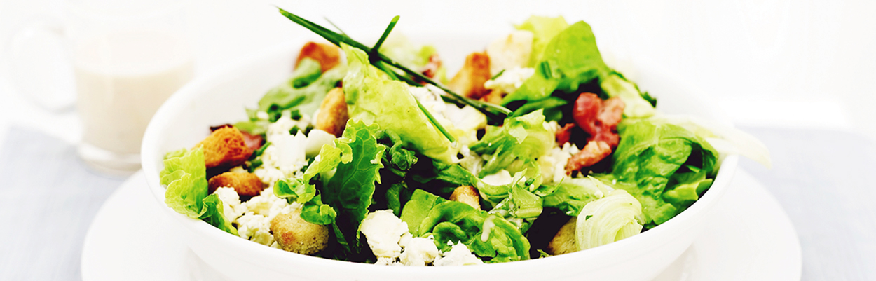 Fall Menu Salad
