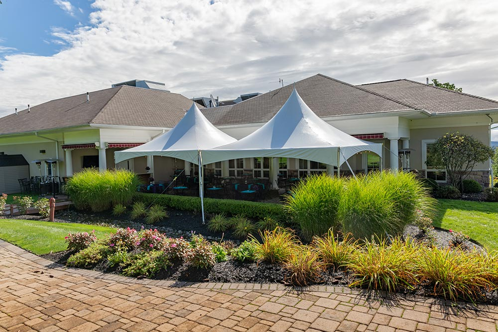 Irem Clubhouse Patio Tent
