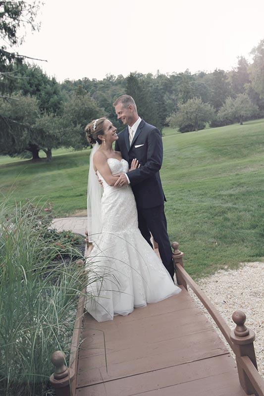David and Lynn Wedding