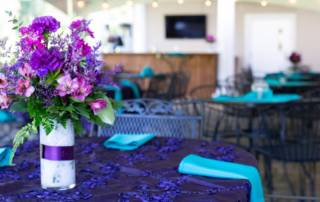 Irem Clubhouse Patio Decor